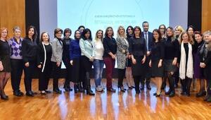 Garanti Bankası'nın 'Kadın Girişimci Yönetici Okulu'nun İstanbul mezunları buluştu