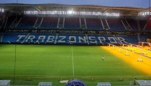 Trabzonspor'un Akyazı Stadı açılıyor