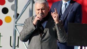 Başbakan Yıldırım: Bu olaylar terörle mücadele gücümüzü zayıflatmaz (2)