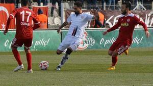 Bandırmaspor: 0 - Sivasspor: 1
