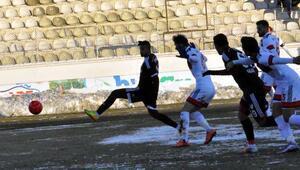 Elazığspor-Altınordu: 0-0