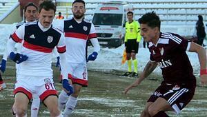 Elazığspor: 0 - Altınordu: 0