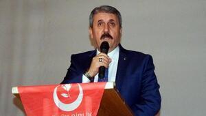 Destici: Türkiyenin Suriye olmasına müsaade etmeyeceğiz