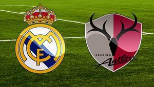Real Madrid Kashima Antlers maçı hangi kanalda, saat kaçta
