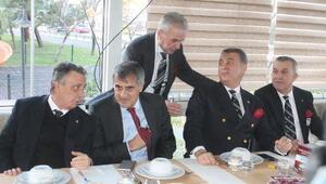 Beşiktaştan Trabzonspora yemek