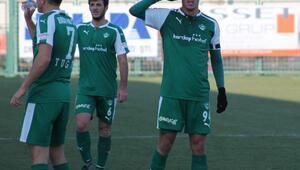 Yeşil Bursa-Bodrum Belediye Bodrumspor: 3-2