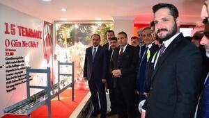 Manisada 15 Temmuz Milli İrade Demokrasi Derneği ve Müzesi açıldı