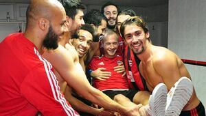 Gaziantepspor Larssonun sözleşmesini fesh etti