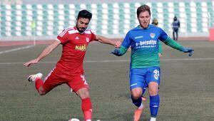 Yeni Amasyaspor 2-3 Sivasspor