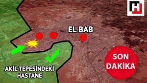 Son dakika haberi: El Babta çatışma sürüyor, şehit ve yaralılar var
