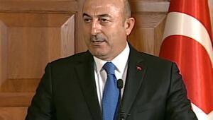 Alman Bakanın iltica açıklamasına Çavuşoğlundan jet yanıt