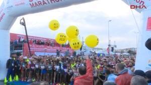38. Vodafone İstanbul Maratonu Başladı