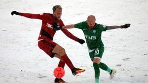 Gaziantepspor-Kırklarelispor 2-0 (Ziraat Türkiye Kupası)