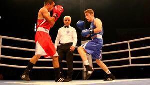 Türkiye Boks Şampiyonası sürüyor