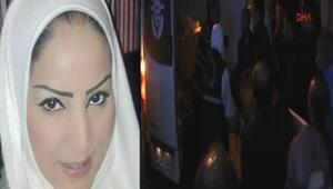Beyoğlunda Fas uyruklu bir kadın evinde ölü bulundu