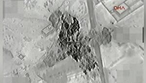 Türk jetleri PYD-YPG hedeflerini vurdu