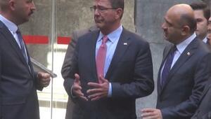 ABD Savunma Bakanı Carter, Meclisi ziyaret etti