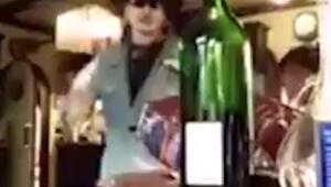 Jonny Depp'in görüntüleri ortalığı ayağa kaldırdı