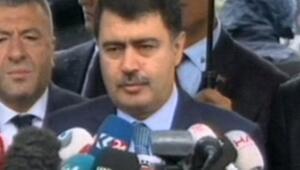 İstanbul Valisi Vasip Şahinden ilk açıklama