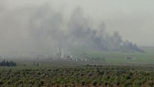 Uçaklar Kilisin karşısındaki IŞİD hedeflerini bombaladı