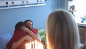 Sette doğum günü sürprizi