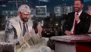 Jimmy Kimmeldan konuğuna acımasız şaka