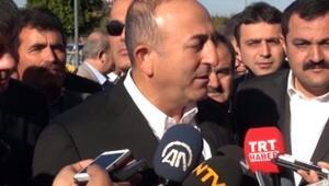 Bakan Çavuşoğlu: Füzeli asker duruşu provokasyon