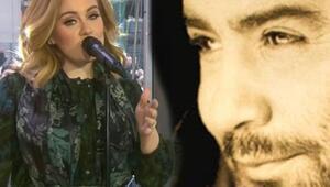Adelein o şarkısı Ahmet Kayanın parçasına mı benziyor