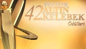 42. Pantene Altın Kelebek Ödül Töreni