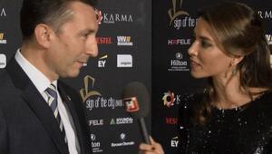 Sign of The City Awards 2015 - Aykut Korkmaz röportajı