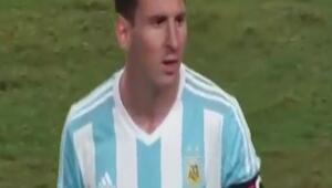 Ne yaptın Messi