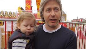 Kaan Cüreklibatur ve oğlu Sarp Vialandde