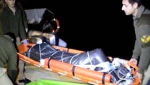 Bodrumda denizde ceset bulundu