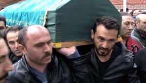 Ahmet Dursunun babası son yolculuğuna uğurlandı