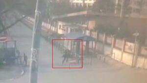 İstanbul Emniyet Müdürlüğüne saldırı anı kamerada