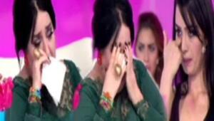 Nurella gözyaşlarına boğuldu