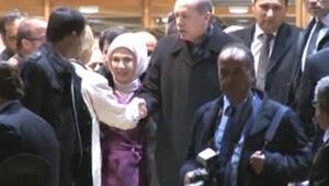 Yakıt ikmali için Houstona iniş yapan Cumhurbaşkanı Erdoğan yurda döndü