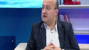 Yalçın Akdoğan Hakan Fidanın istifasını değerlendirdi
