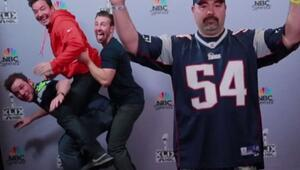 Jimmy Fallon, Chris Pratt ve Chris Evansla fotoğraf trolleme