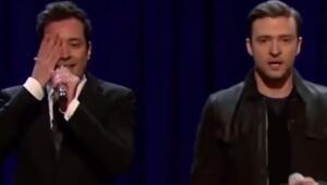 Justin Timberlake ve Jimmy Fallondan rap tarihi