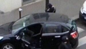 İşte Charlie Hebdo saldırısının yeni görüntüleri