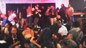 Chris Brown un sahne aldığı kulübe silahlı saldırı