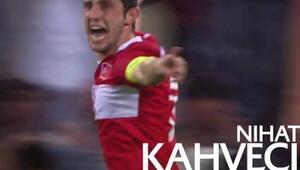 UEFAdan Türk Lokumu golleri videosu