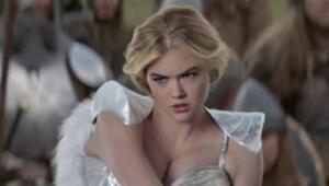 Kate Upton reklam filminde
