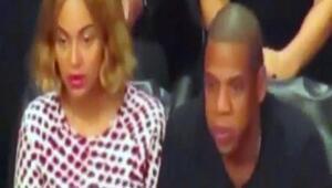 Beyoncetan korkutan hareketler