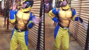 Wolverineden Beyonce dansı