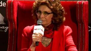 Sophia Loren 80inde de güzelim dedi
