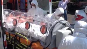 İtalyan kadın Ebola şüphesiyle hastaneye götürüldü