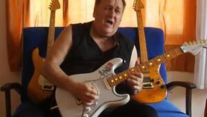Gitarist Asım Can Gündüz kalp krizi geçirdi