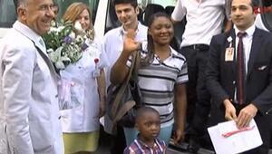 Ebola şüphesiyle gözlem altına alınan hasta taburcu edildi